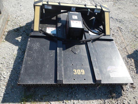 2017 Ammbusher 601 Rotary Cutter For Sale
