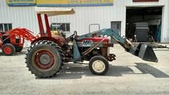 Massey Ferguson Compact Utility Tractors » Springville