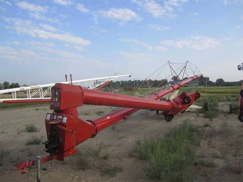 2013 Farm King Allied 1395 Auger-Portable For Sale
