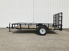 Utility Trailer For Sale 2018 Top Hat UTILITY