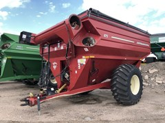 Grain Cart For Sale 2010 J & M 875-18