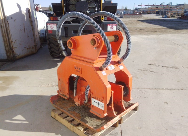 2018 NPK C-8C Plate Compactor For Sale