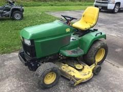 Riding Mower For Sale 1997 John Deere 445
