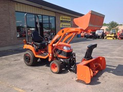 Tractor For Sale:  2016 Kubota BX2370 , 23 HP