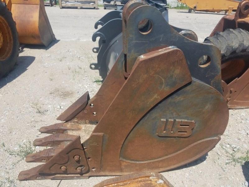 2013 Werk-Brau 24EXC, Fits Case CX210 Excavator Bucket a la venta