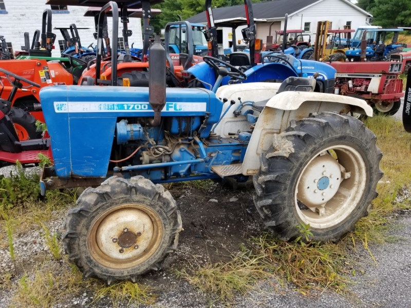 1979 Ford 1700 Tractor - Compact For Sale