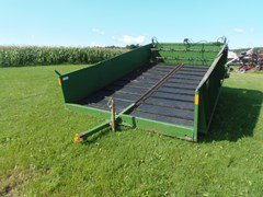 Dump Trailer For Sale Balzer 1016