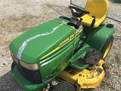 Riding Mower For Sale:  1999 John Deere GT235 , 18 HP