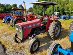 Tractor For Sale 1990 Massey Ferguson 362 , 55 HP