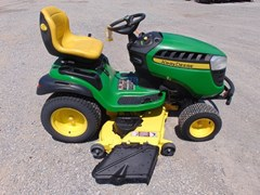 Riding Mower For Sale 2016 John Deere D170 , 25 HP