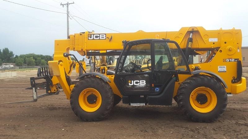 2018 JCB 512-56 Forklift For Sale