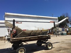 Dry Fertilizer-Transport Auger Trailer For Sale Willmar