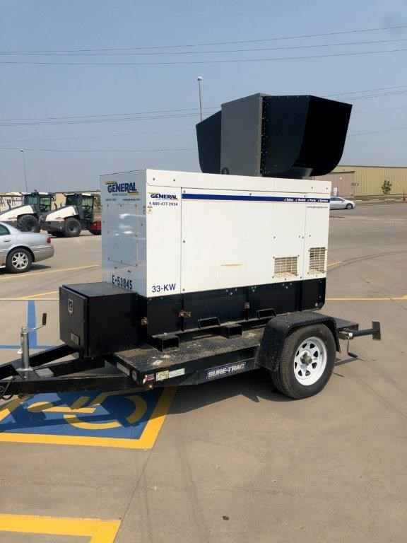 2018 Other 33 KW Generator & Power Unit For Sale