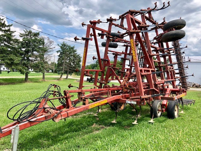 Sunflower 5034-29 Field Cultivator For Sale