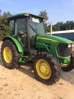 Tractor For Sale 2011 John Deere 5095M , 95 HP