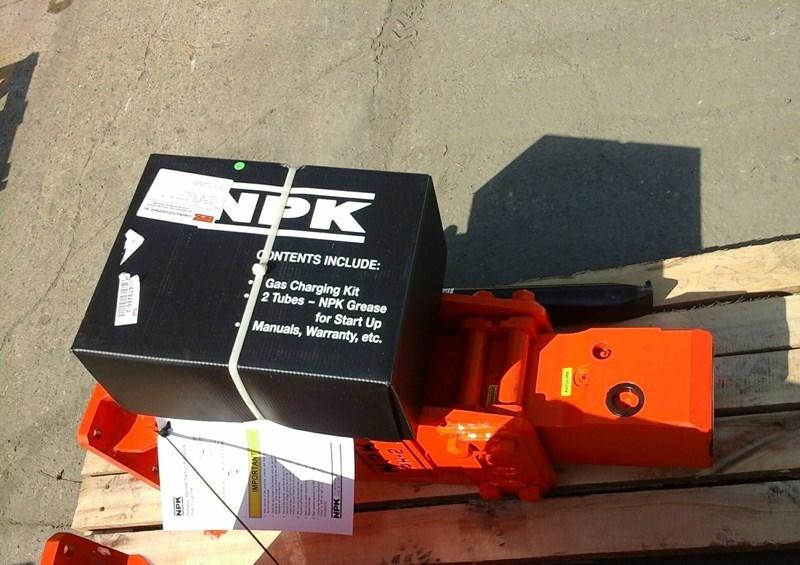 2016 NPK PH-2 Hammer For Sale
