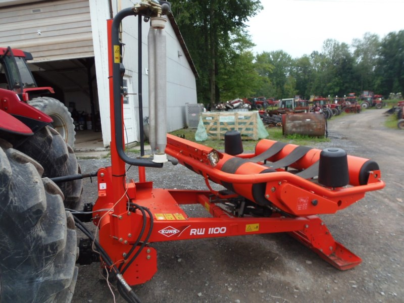 2012 Kuhn RW1100C Bale Wrapper For Sale