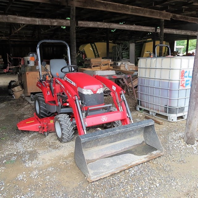 2012 Massey Ferguson GC2600 Tractor For Sale