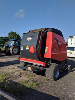 Baler-Round For Sale Kuhn VB2160