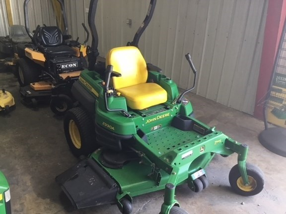 2010 John Deere Z930A Riding Mower For Sale