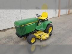 Tractor For Sale 1991 John Deere 430 , 24 HP