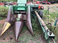 Forage Head-Windrow Pickup For Sale John Deere 300