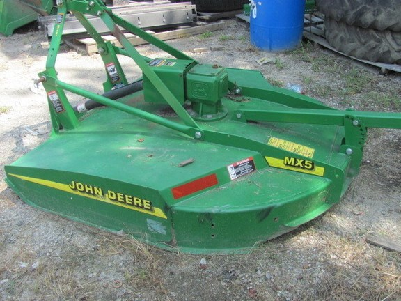 Photos of 2013 John Deere MX5 Rotary Cutter For Sale