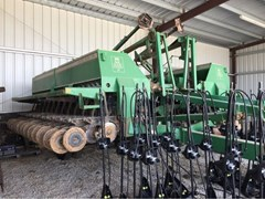Grain Drill For Sale 1994 Great Plains 2SNT30