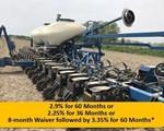 Planter For Sale: 2014 Kinze 3600