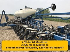 Planter For Sale:  2014 Kinze 3600