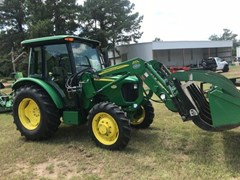 Tractor For Sale 2013 John Deere 5055E , 55 HP