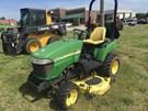 Tractor For Sale:  2007 John Deere 2305 , 24 HP