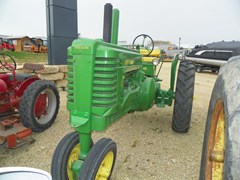 Tractor For Sale 1949 John Deere A , 30 HP