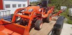 Tractor For Sale 2012 Kubota BX2660 , 25 HP