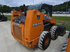 Skid Steer For Sale 2015 Case SR210