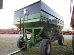 Gravity Box For Sale 2001 Brent 644