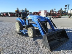 Tractor For Sale 2012 New Holland BOOMER 25 , 21 HP