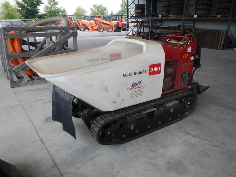 2018 Toro MBTX2500 Concrete Paver
