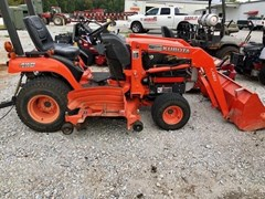 Tractor For Sale Kubota BX2230 , 22 HP