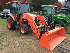 Tractor For Sale 2015 Kubota L3560 w/ LA805 Loader