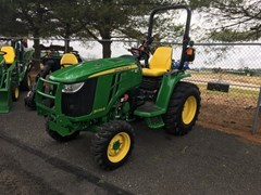 Tractor For Sale 2016 John Deere 3039R