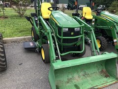 Tractor For Sale 2014 John Deere 1025R