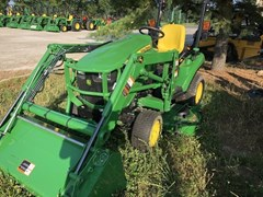 Tractor For Sale John Deere 1023E
