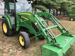 Tractor For Sale 2010 John Deere 3720 , 44 HP