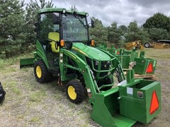 Tractor For Sale 2017 John Deere 1025R