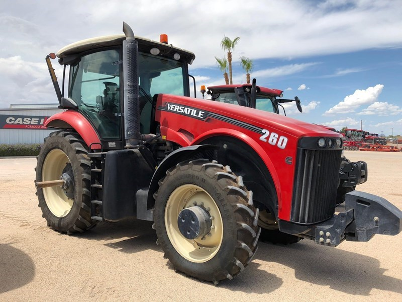 2015 Versatile 260 Tractor For Sale