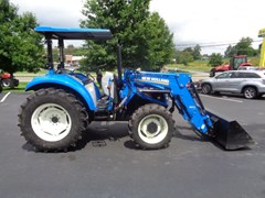 Tractor For Sale 2015 New Holland Powerstar T4.75 , 75 HP