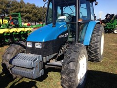 Tractor - Row Crop For Sale 1998 New Holland 7635