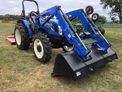 Tractor For Sale 2015 New Holland WORKMASTER-70   E