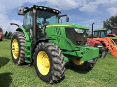 Tractor For Sale 2014 John Deere 6170R